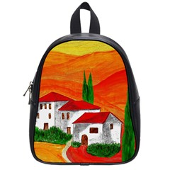 Mediteran School Bag (Small)