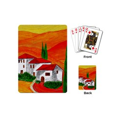Mediteran Playing Cards (Mini)