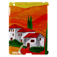 Mediteran Apple Ipad 3/4 Hardshell Case (compatible With Smart Cover)