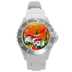 Mediteran Plastic Sport Watch (Large)