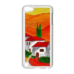 Mediteran Apple Ipod Touch 5 Case (white)