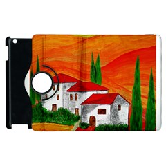 Mediteran Apple iPad 3/4 Flip 360 Case