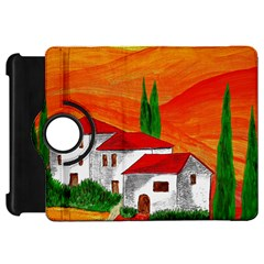 Mediteran Kindle Fire HD 7  Flip 360 Case