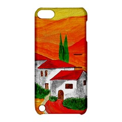 Mediteran Apple iPod Touch 5 Hardshell Case with Stand