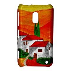 Mediteran Nokia Lumia 620 Hardshell Case