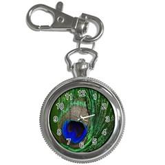 Peacock Key Chain & Watch