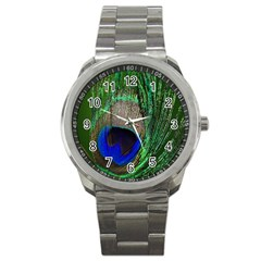 Peacock Sport Metal Watch