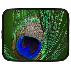 Peacock Netbook Sleeve (XL)
