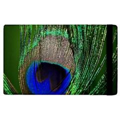 Peacock Apple Ipad 2 Flip Case