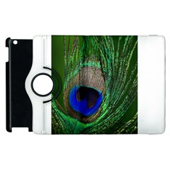 Peacock Apple iPad 2 Flip 360 Case