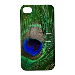 Peacock Apple iPhone 4/4S Hardshell Case with Stand