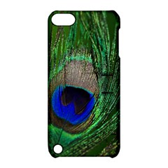 Peacock Apple Ipod Touch 5 Hardshell Case With Stand
