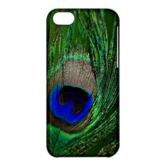 Peacock Apple iPhone 5C Hardshell Case