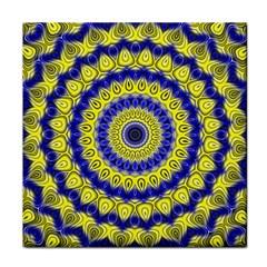 Mandala Ceramic Tile