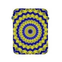 Mandala Apple Ipad Protective Sleeve