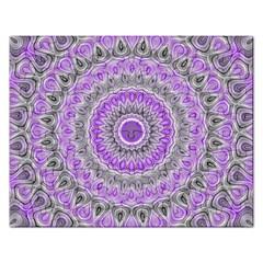 Mandala Jigsaw Puzzle (Rectangle)