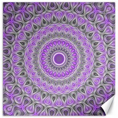 Mandala Canvas 20  x 20  (Unframed)