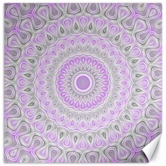 Mandala Canvas 16  x 16  (Unframed)