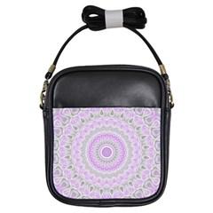 Mandala Girl s Sling Bag