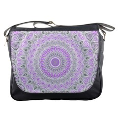 Mandala Messenger Bag