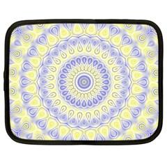 Mandala Netbook Sleeve (xxl)