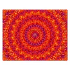 Mandala Jigsaw Puzzle (Rectangle)