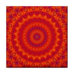 Mandala Face Towel