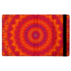 Mandala Apple iPad 3/4 Flip Case