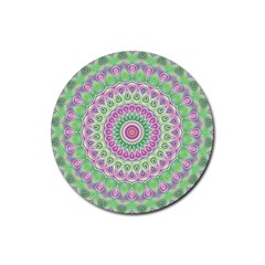 Mandala Drink Coasters 4 Pack (round)