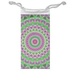 Mandala Jewelry Bag