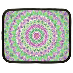 Mandala Netbook Sleeve (large)