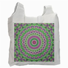 Mandala Recycle Bag (One Side)