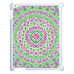 Mandala Apple Ipad 2 Case (white)