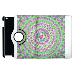 Mandala Apple Ipad 2 Flip 360 Case