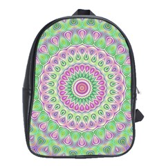Mandala School Bag (XL)