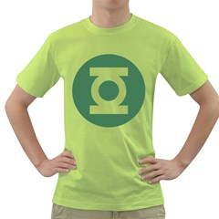 Green Lantern Mens  T Shirt (green)