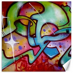 Graffity Canvas 12  X 12  (unframed)