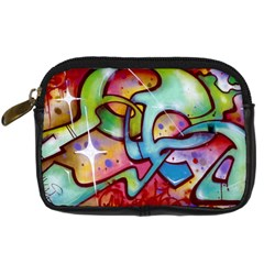 Graffity Digital Camera Leather Case