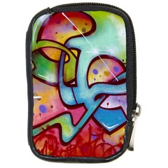 Graffity Compact Camera Leather Case