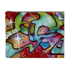 Graffity Cosmetic Bag (XL)