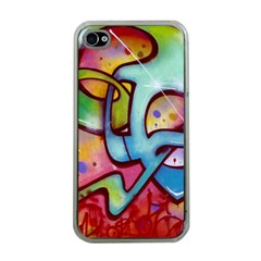 Graffity Apple iPhone 4 Case (Clear)