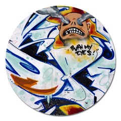 Graffity Magnet 5  (round)
