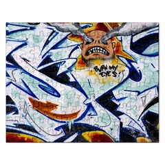 Graffity Jigsaw Puzzle (Rectangle)