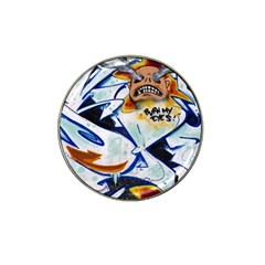 Graffity Golf Ball Marker 10 Pack (for Hat Clip)