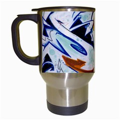 Graffity Travel Mug (white)