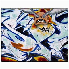 Graffity Canvas 8  x 10  (Unframed)