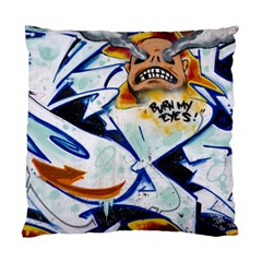 Graffity Cushion Case (two Sided)