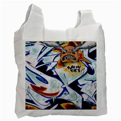 Graffity Recycle Bag (two Sides)
