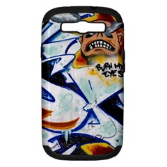 Graffity Samsung Galaxy S Iii Hardshell Case (pc+silicone)
