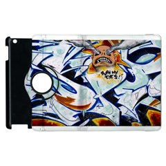 Graffity Apple iPad 3/4 Flip 360 Case